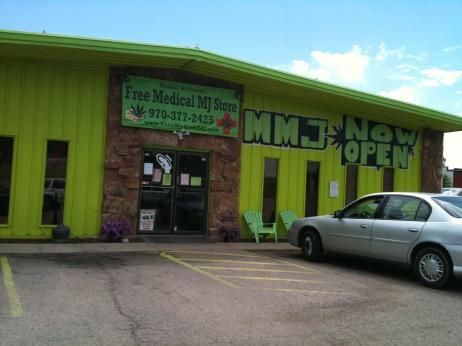 Bright Green MMJ Store
