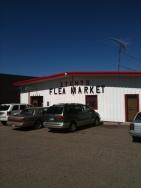 Itchy's Flea Market