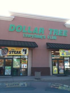 3 oz. Steak For $1.00