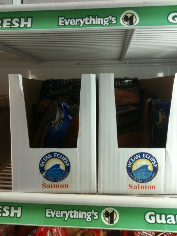 $1.00 Salmon