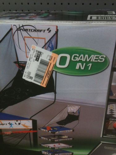 "Photo of a box labeled ""0 Games In 1"""