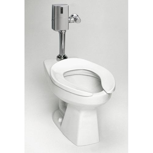 Auto-Flush Toilet